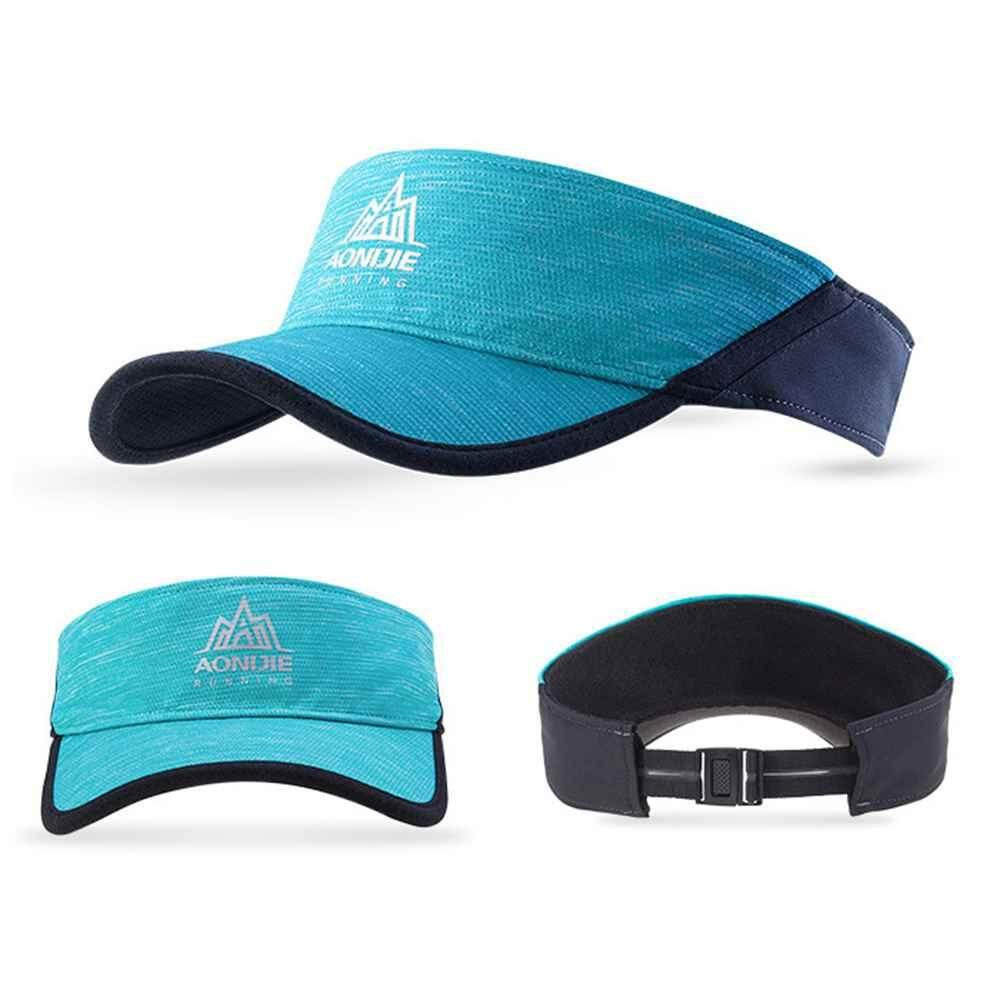 5fda1baed5d38 Deyln AONIJIE Jogging Homme Outdoor Camping Running Sports Adjustable Women  Men Runing Cap Sun Hat