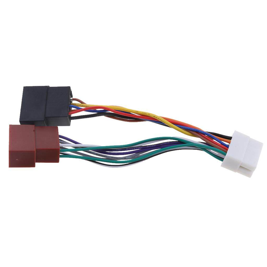 Fitur Miracle Shining For Clarion 16pin Car Stereo Iso Wiring Harness Detail Gambar Connector Adaptor Loom Lead Terbaru