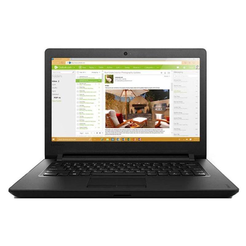 Lenovo Ideapad V110-14IAP 80TF0037MJ 14 Laptop Black (Celeron N3350, 4GB, 500GB, Integrated, W10) Malaysia