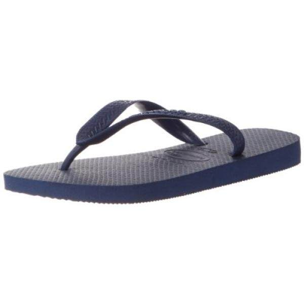 Havaianas Womens Top Sandal,Navy Blue,39/40 BR
