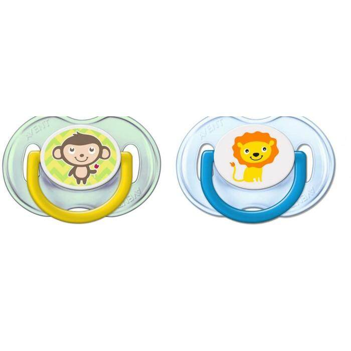 Philips Avent fashion orthodontic soother 0-6m