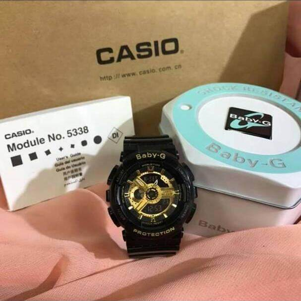 (Last Promotion)Baby G watch for girls, fashion and sports watch