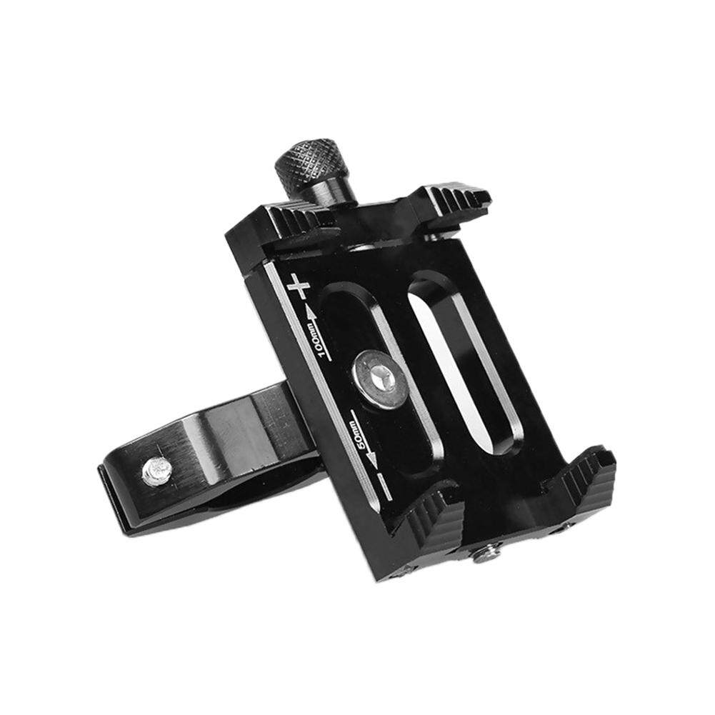 2018 New Aluminium Alloy Bike Phone Holder 3.5-6.5 Cell Phone Gps Mount Holder Bicycle Phone Support Cycling Bracket Mount By Aokaila.