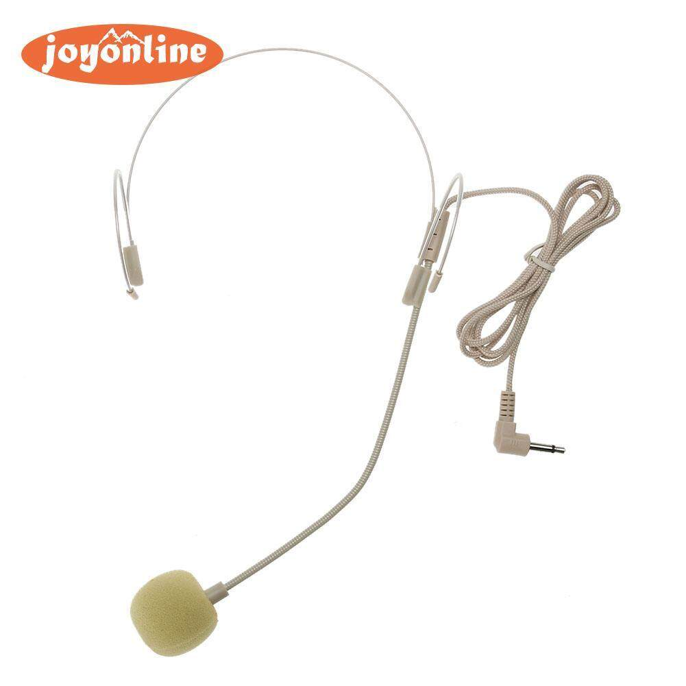 Hình ảnh Headset Invisible Microphone for Stage Loudspeakers Amplifier TV - intl