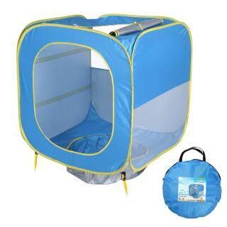 Lều Mái Hiên Cắm Trại Chống Nước Chơi Đùa Bãi Biển Bể Bơi Cho Trẻ Em, Shelte thumbnail