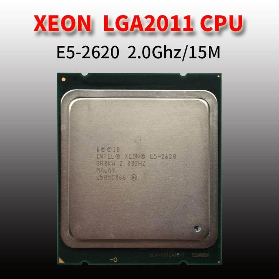 Era LGA 2011 CPU Central Processor Model E5-2620 2.0 GHz/15 M untuk Xeon E5 Series