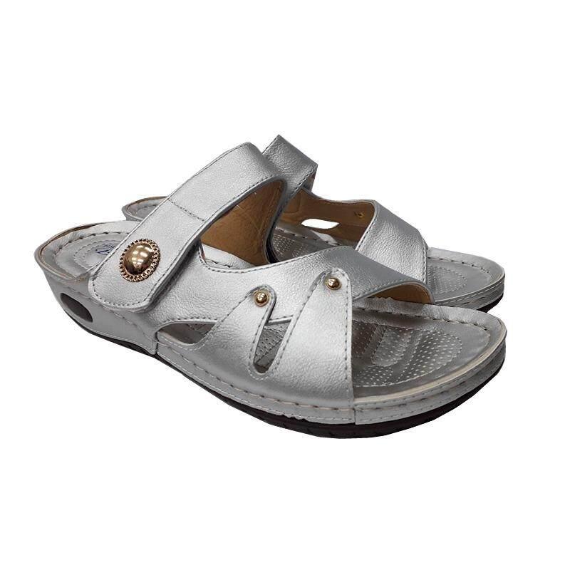 Belli Comfort Shoes HS57057 Colour Silver