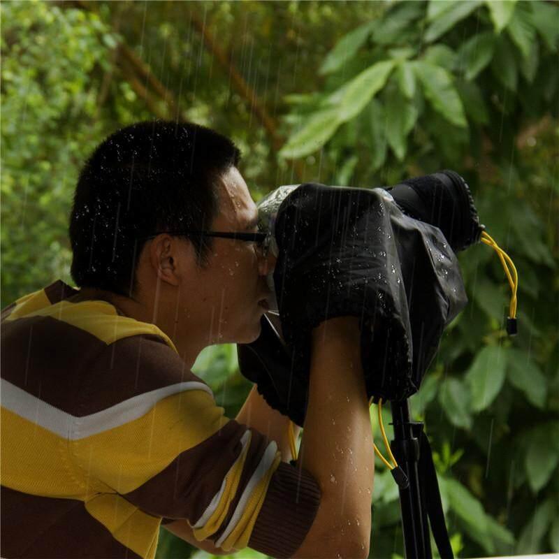 Profesional Foto Digital SLR Tas Kamera Tahan Air Yg Tahan Hujan Hujan Tas Lembut untuk CA-Non NIK-On PE-Ndax S -Ony Kamera DSLR-Intl