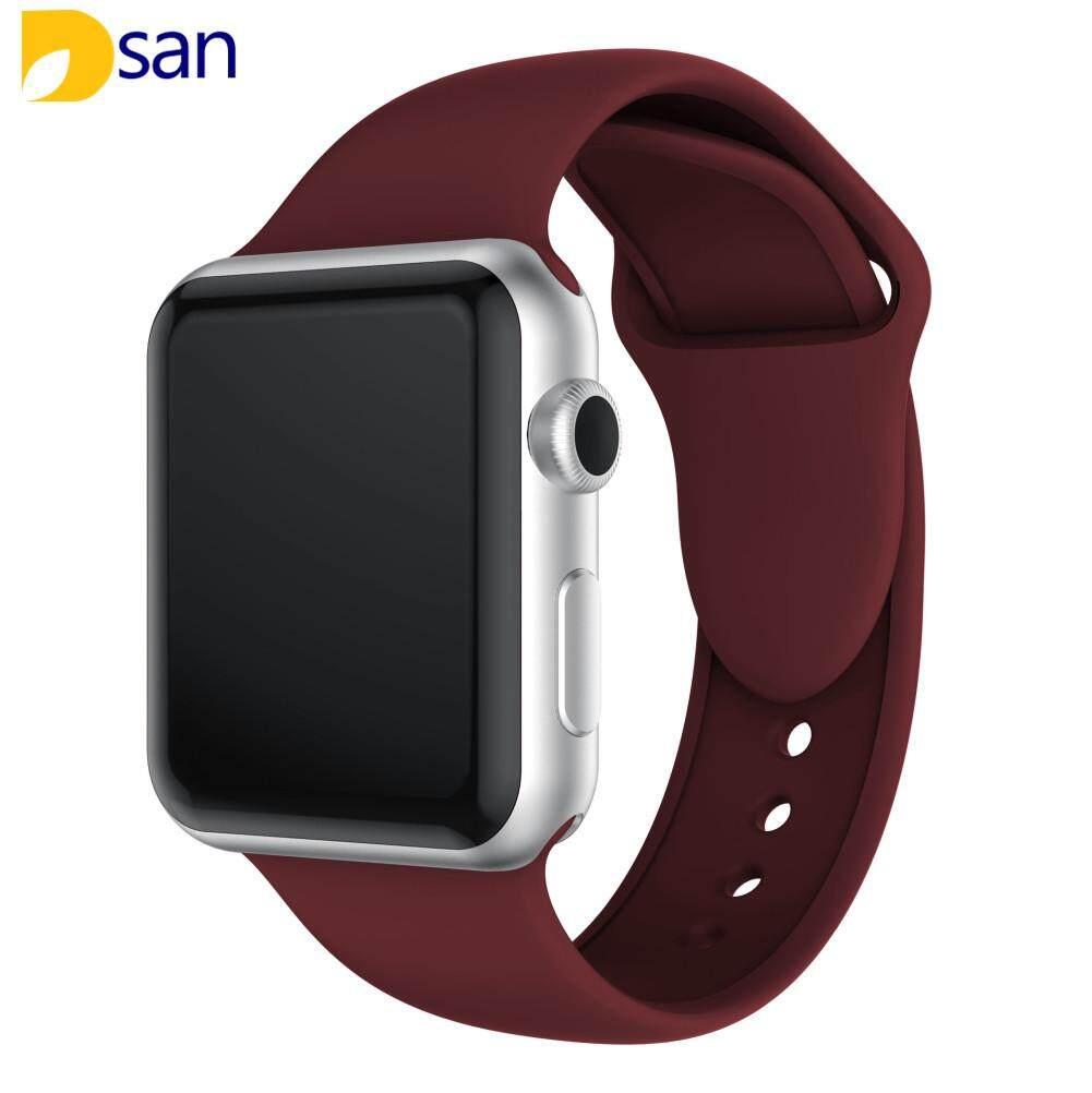 Dsan untuk IWatch Wirstband Series 4 Wris Aksesoris Gelang Yang Dapat Diganti Tali untuk Apple Watch