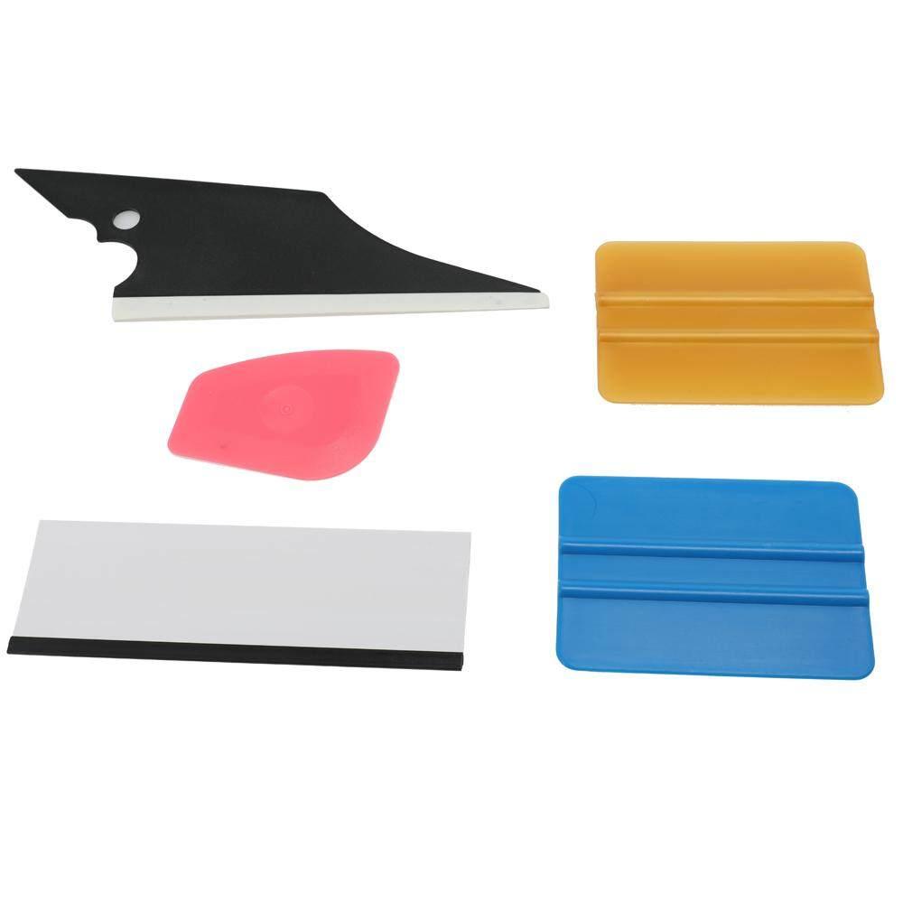 5pcs Professional Film Set Tools of Cars Plastic Scratch-free Windshield Wiper Clean Scraper Tools of Vehicles