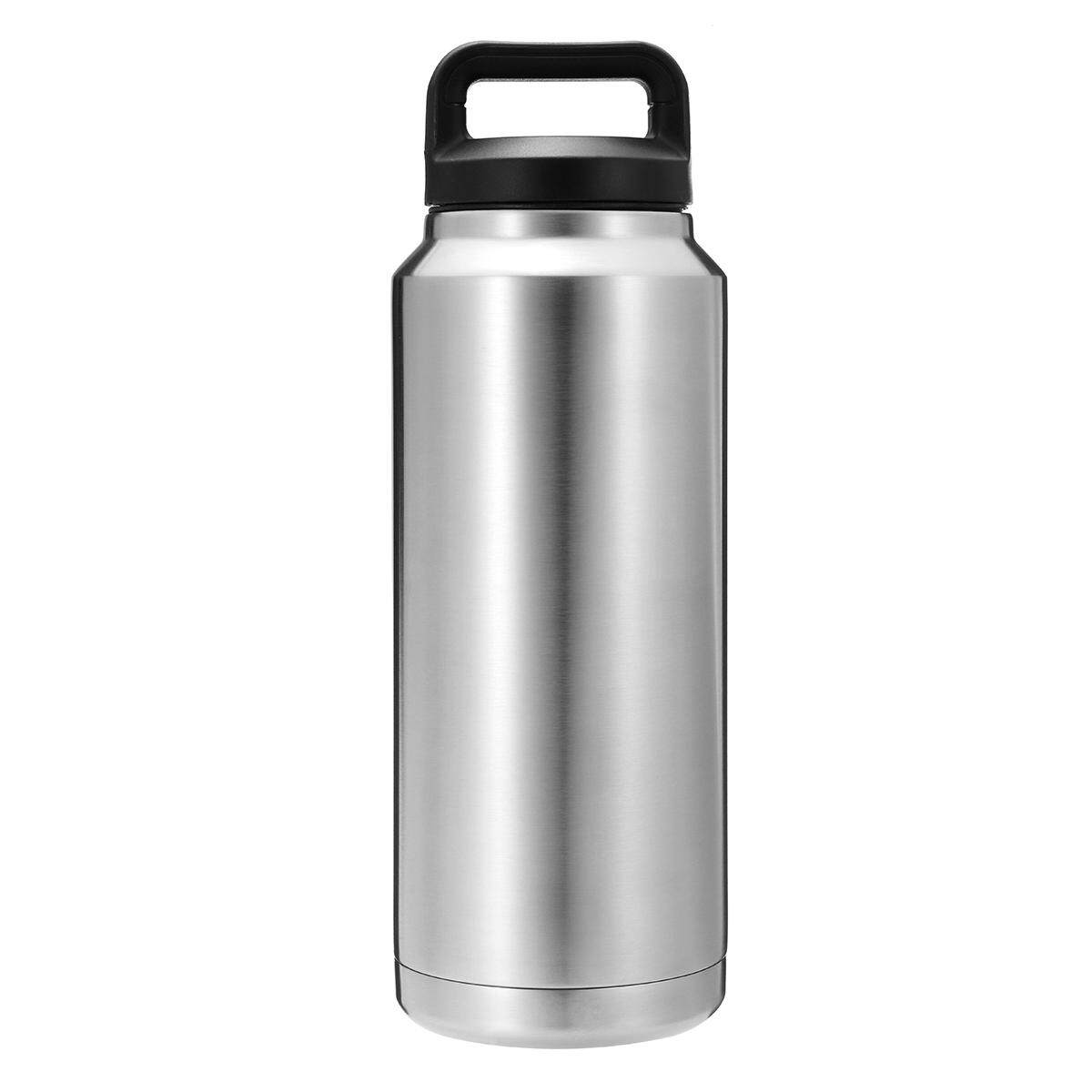 8oz/36oz/64oz Stainless Steel Vacuum Insulated Water Bottle Travel Thermos Cup 36oz By Warmroom.