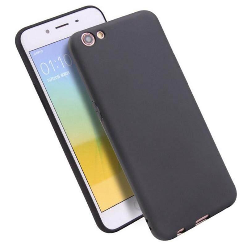 For OPPO A73s / Realme 1 Matte Case Ultra Thin Soft Silicone Scrub Casing Cover