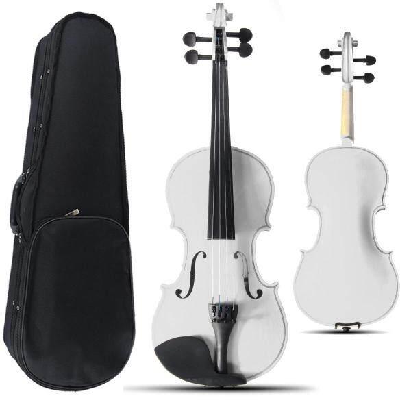 Hộp Đựng Đàn Violin Acoustic 1/2 Với Nơ Nhựa Thông Cho Trẻ Em Người Mới Bắt Đầu