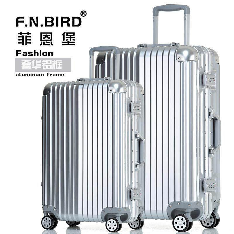 As Aluminum Frame Trolley Case Universal Wheel Travel Bags By Taobao Collection.