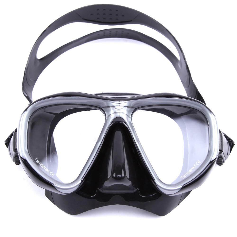 Kacamata Menyelam Renang Selam Snorkeling Perlengkapan Kaca Dikeraskan Kaca Antigores-Intl By Tomtop.