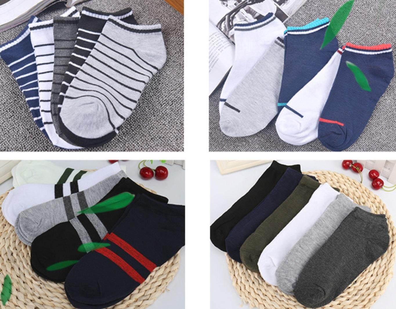 12 pairs of unisex ankle socks , short socks, free size