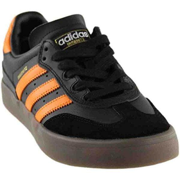 edb673cab263 Adidas Mens Busenitz Vulc Samba Edition Cblack Natura Borang Skate Shoe en  US -