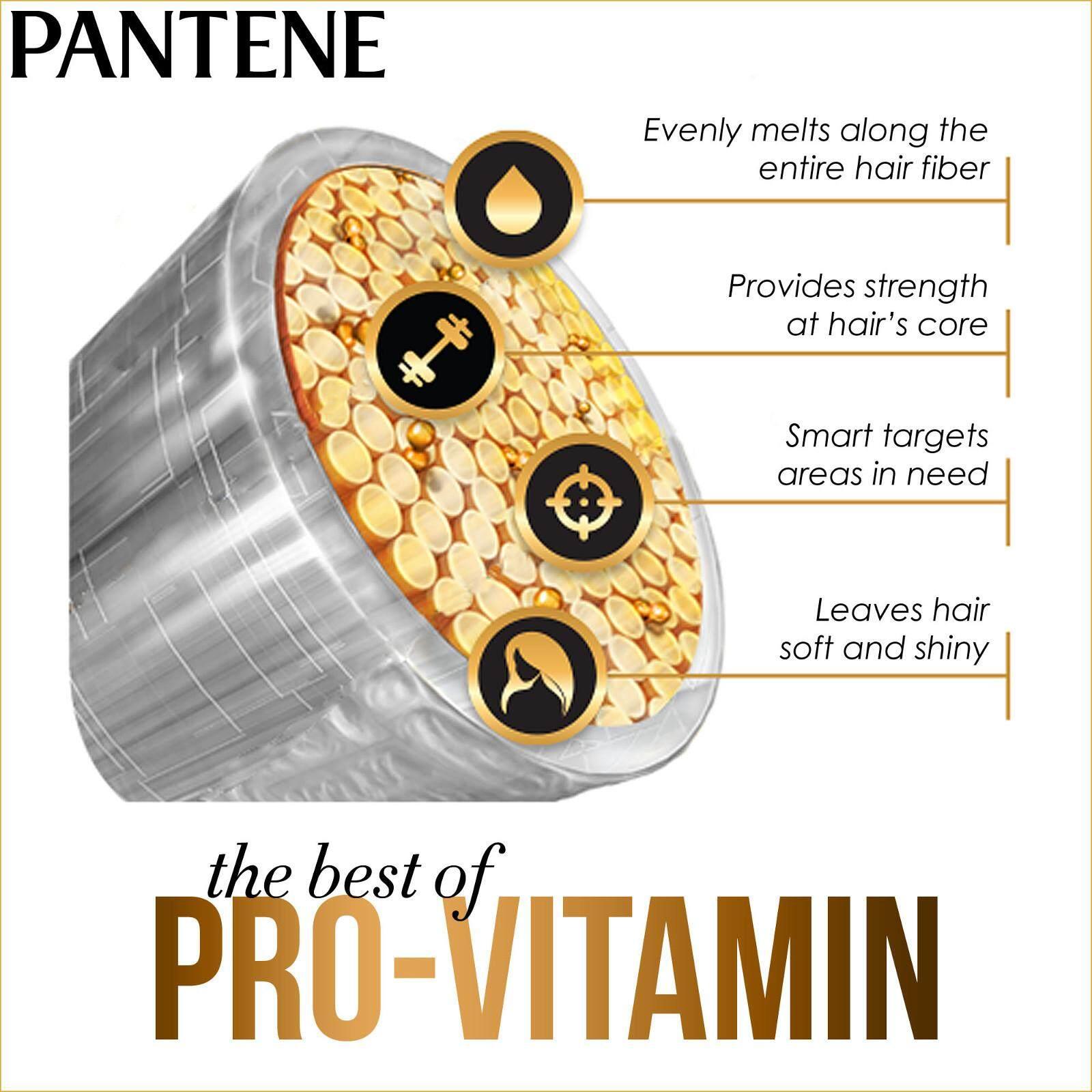 Features Pantene Pro V Hairfall Control 750ml 3 Minute Miracle 180ml Anti Dandruf Detail Gambar Terbaru
