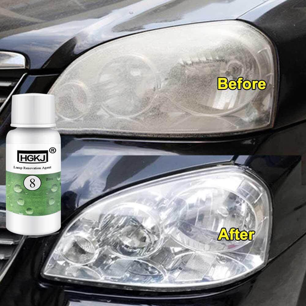 Chiants HGKJ-8 Car Lens Restoration Kit Headlight Brightening Headlight Repair,Hgkj-8