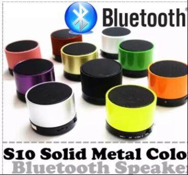 S10 Mini Portable Bluetooth Speaker,Support All Phone, TF Card