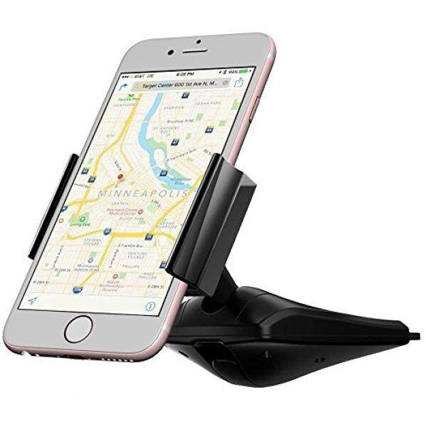 Car Cradles & Mounts CD Slot Phone Mount.Universal iVoler Car Mount Phone Holder for Cell Phones iPhone X 8 8 Plus 7 6 6S Plus 5S 5C Samsung Galaxy S8 Plus S6 S7 S8 Edge Note 2 3 4 5 LG G3 G4 G5 G6 all Smartphones - intl