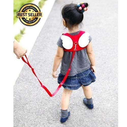 Child Angel Larness Kid Keeper Baby Walker Wrestling Belt Infant Wrist Safety Harnesses for Children