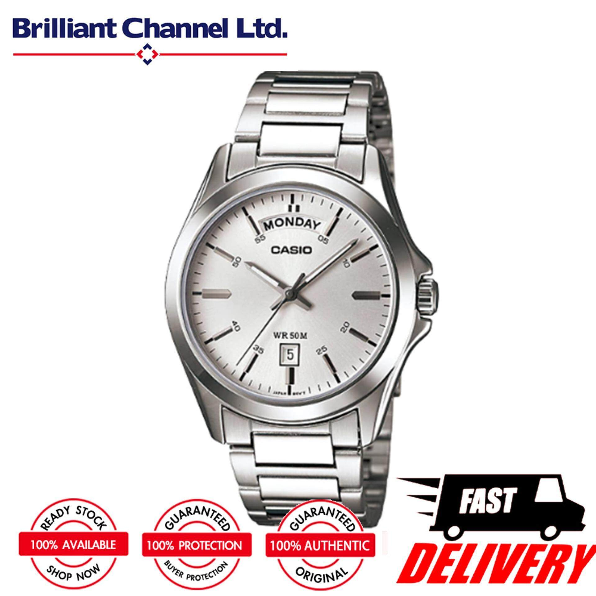Buy Sell Cheapest Casio Watches G Best Quality Product Deals Shock Gax 100a 7adr Origina 100 Brand New Original Mens Watch Mtp 1370d 7a1