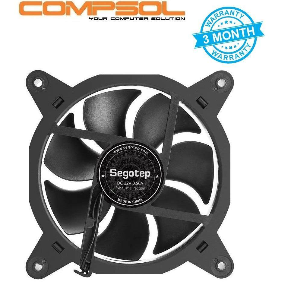 Features Segotep Pro Vibrant 120 16 7 Million Colors 12cm Rgb Fan X Deepcool Xfan Casing Black 167 3