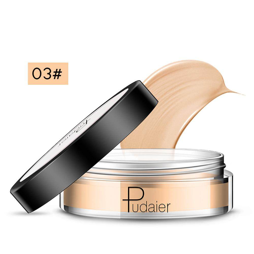 Full Coverage Cream Concealing Foundation Concealer Makeup Silky Smooth Texture Baileyshop - intl