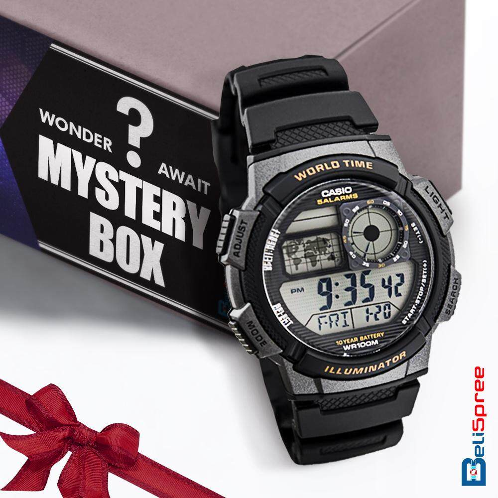 Features Casio Men Ae 1400wh 1a Digital Watch World Map Dan Harga Time 1200whd Original 1000w Resin Sky Cockpit Mystery Gift