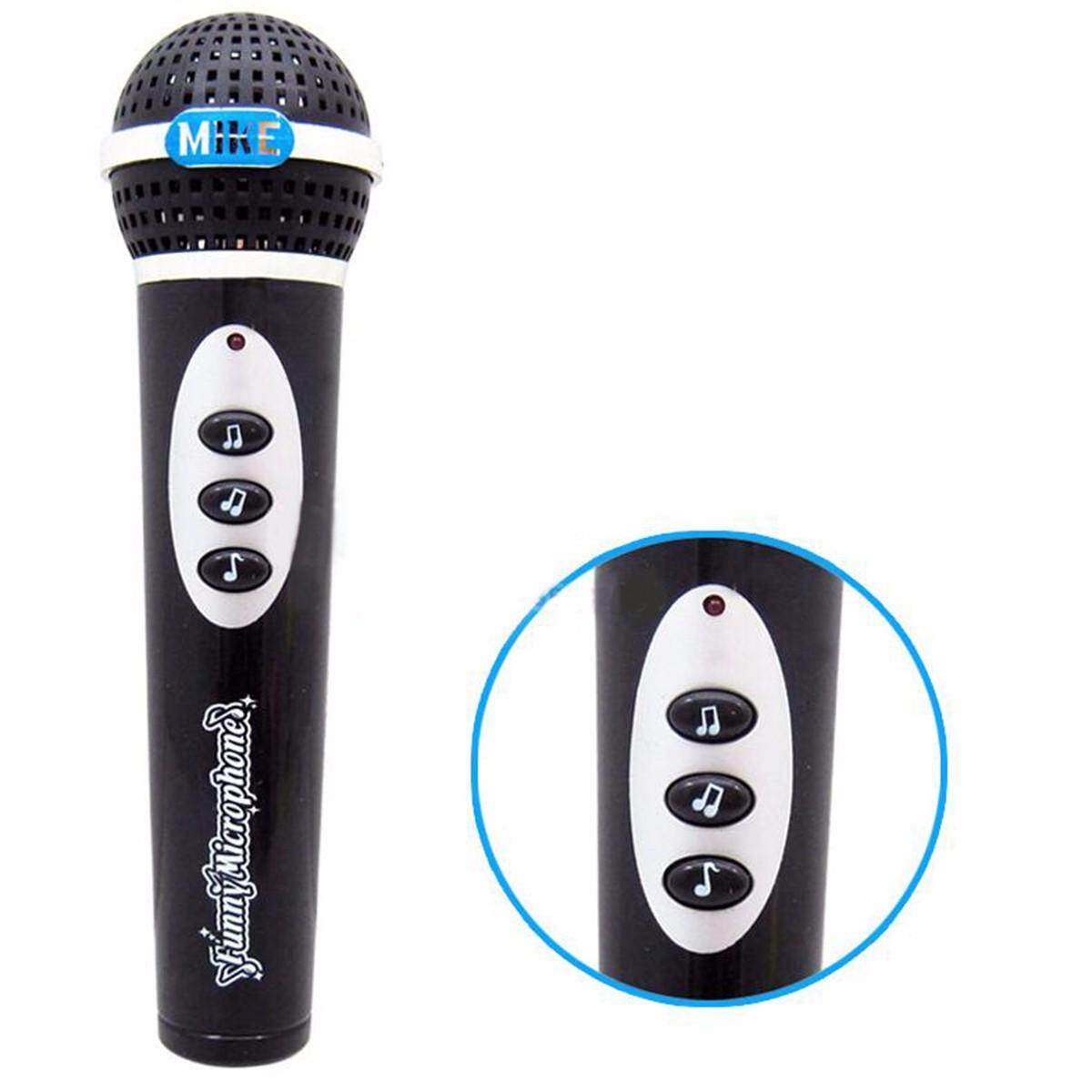 Harga wireless children microphone toys ktv music mic karaoke singing pretend funny microphone mic karaoke singing