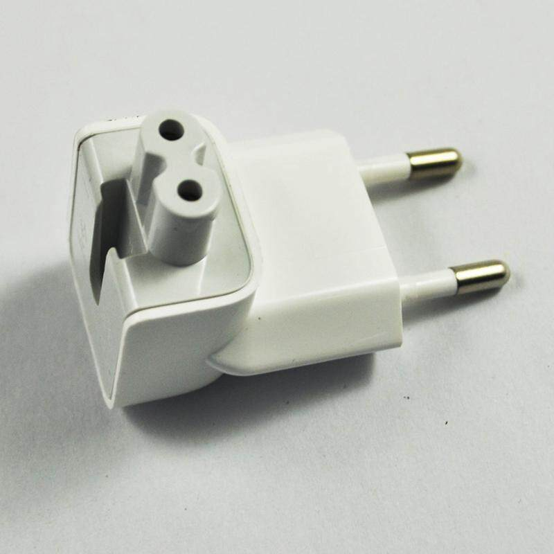2-Pin Colokan EU untuk Apple Macbook MB Pro IBook Adaptor Charger-Intl