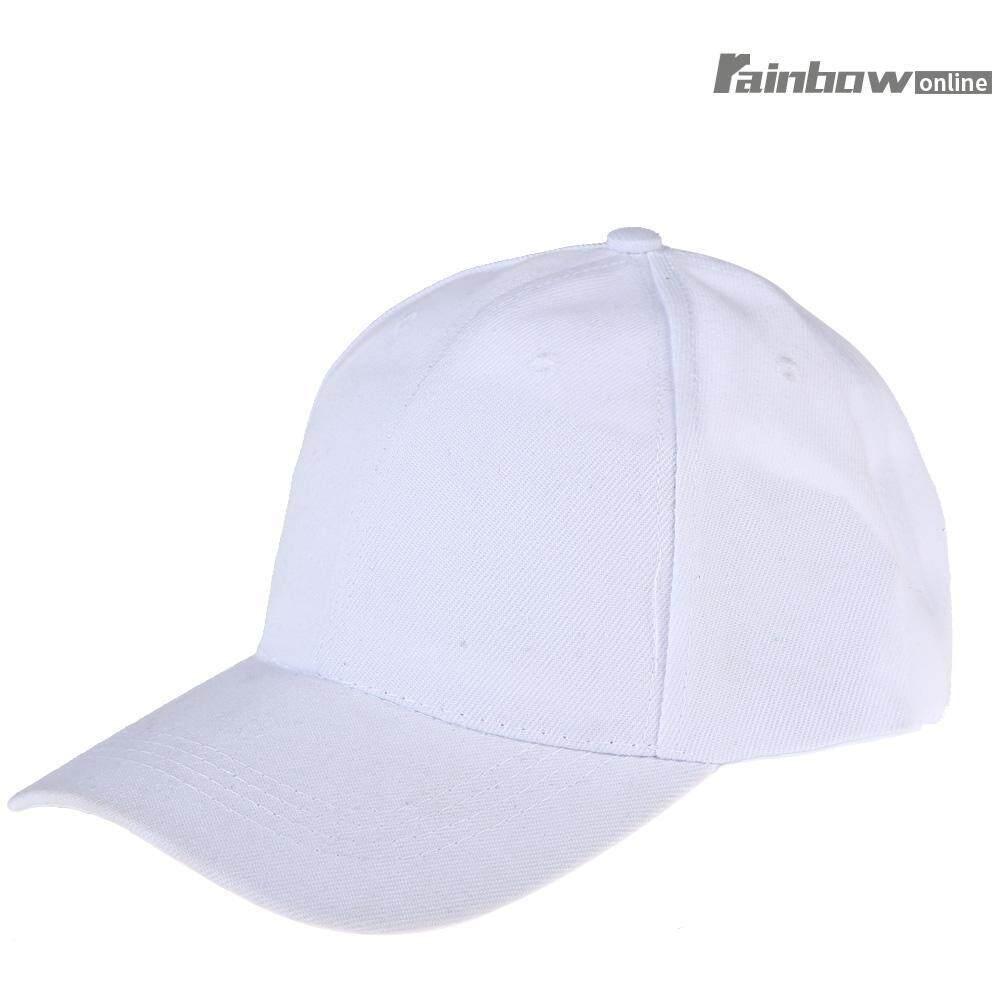 Pria Wanita Sport Bisbol Topi Topi Penghalang-Intl By Rainbowonline.