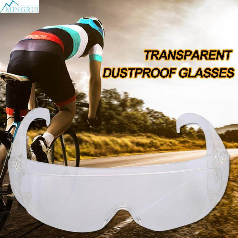 Mingrui Store Windproof Anti-Fog Safety Goggles Protective Glasses