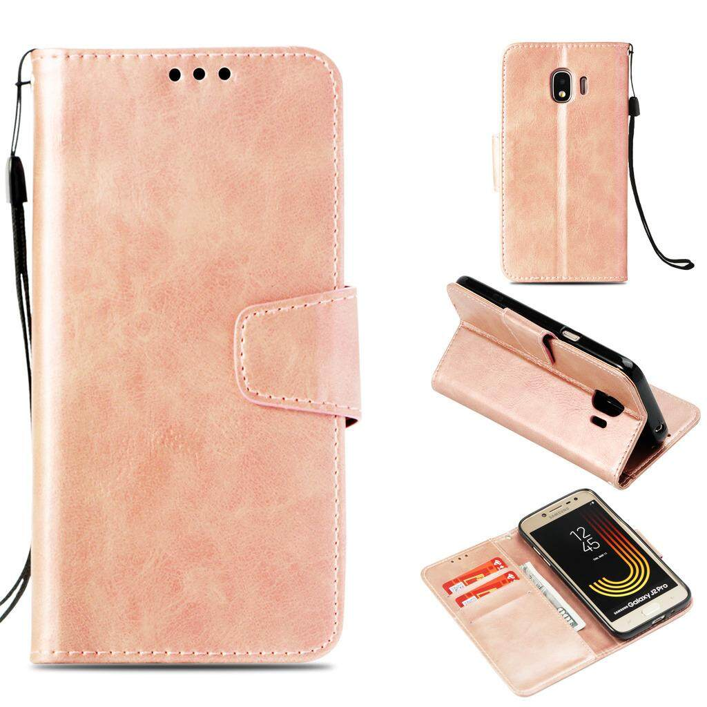 Hicase Slim PU Leather Flip Protective Magnetic Cover Case for LG Q6 5.5 . Source · Samsung Galaxy J2 Pro (2018) Case, Premium Quality PU Leather Flip ...
