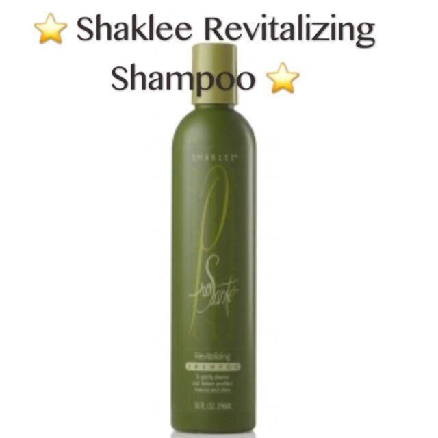 shaklee revitalizing shampoo (296 ml) (original)