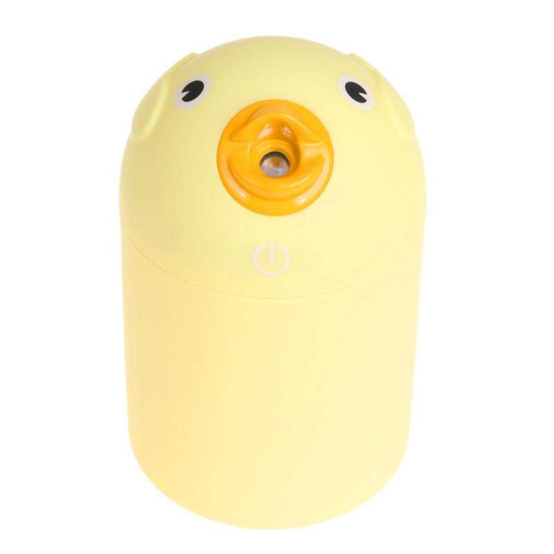 USB Office Creative Car Cartoon Yellow Duck Mini Humidifier Singapore