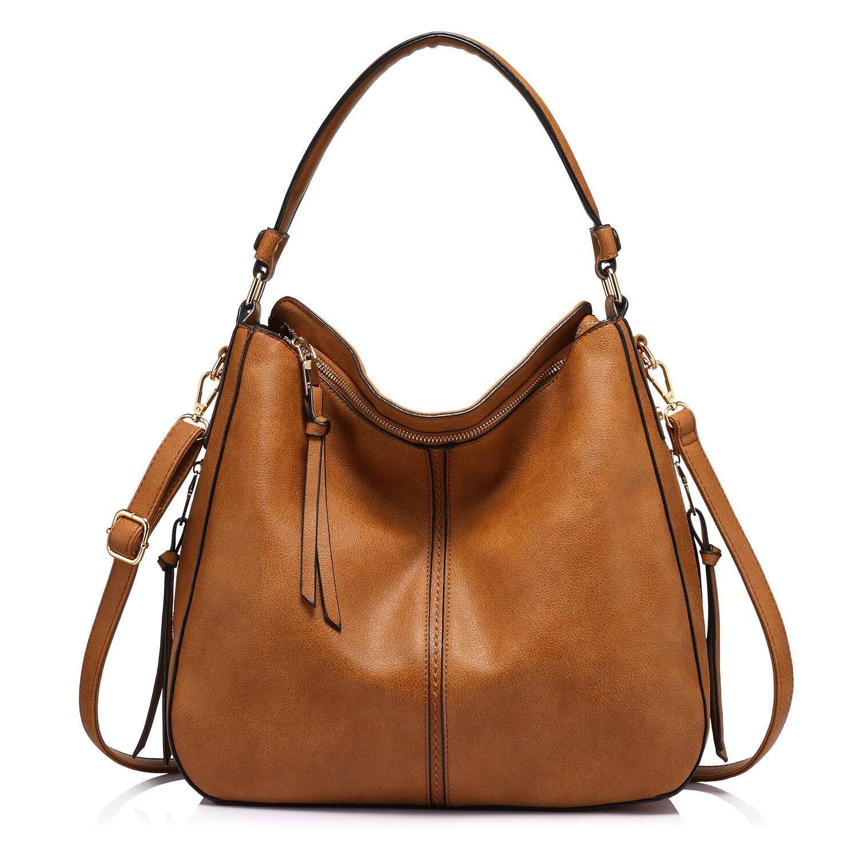 Realer Women Shoulder Bag Large Female Handbags Pu Leather With Tassel Fashion Designs Bags For