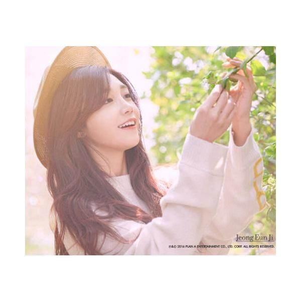 Musik Apink Jeong Eun Ji-[Bermimpi 1st Mini Album CD + Buku Koleksi Foto + 1 P Kartu K-POP Yang berwarna Merah Muda-Internasional