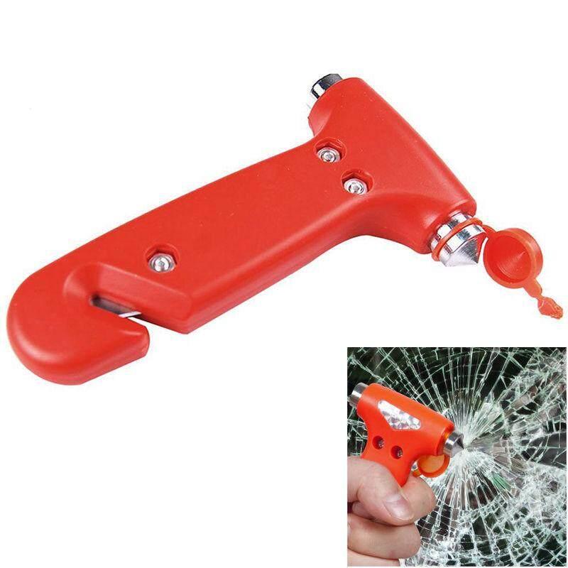 Car Emergency Life Saving Hammer Auto Window Seat Safety Belt Cutter Tool