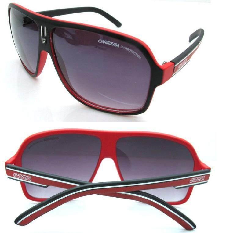 68fb0d8b65 Unisex Matte Frame Carrera Glasses Fashion Men s Women s Retro Sunglasses  UV400 Aviator Sunglasse Fashion Accessories(