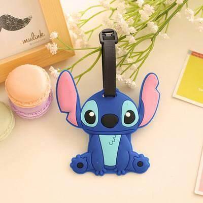 Cute Stitch Luggage Tag