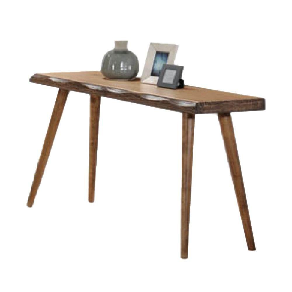 [Promotion] Atmua Original Wood Log Living Room Set (TV Rack + Console Table + Coffee Table) [Veneer Wood] *Limited Time