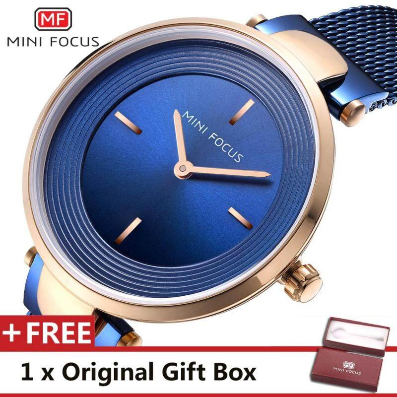 Nơi bán MINI FOCUS Top Luxury Brand Watch Famous Fashion Dress Women Quartz Watches Womens Trand Wristwatch Gift For Female MF0195L.04_FZ1 - intl