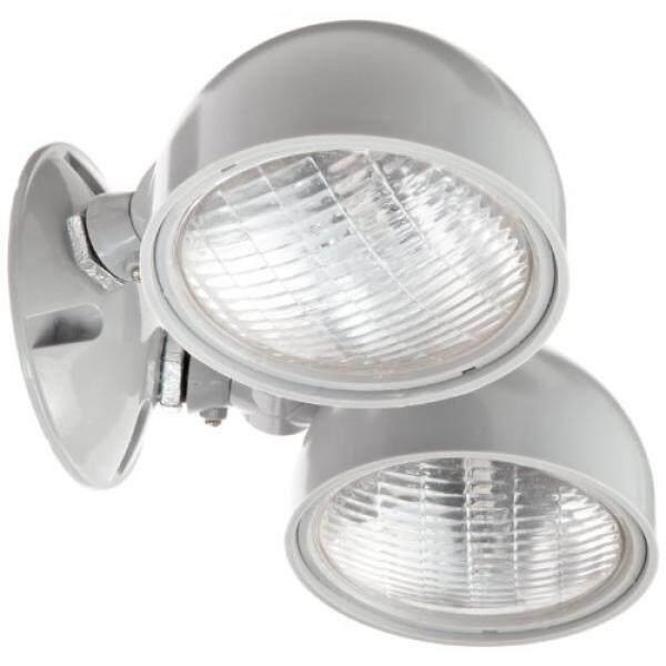 Morris Products 73065 Remote Emergency Light Head, 2 Weatherproof, Incandescent, 7.2 Watts, 6 Volts - intl