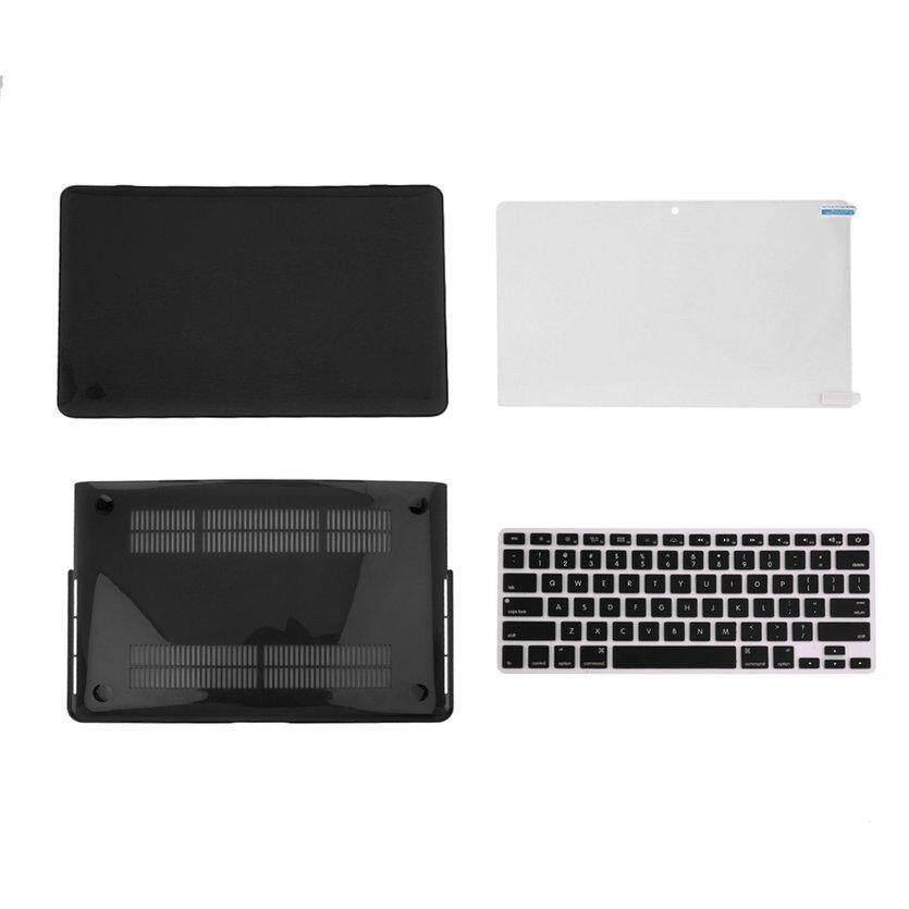 Carcool Notebook Cakupan Penuh Wadah Cover Cocok untuk Retina MacBook Pro 15