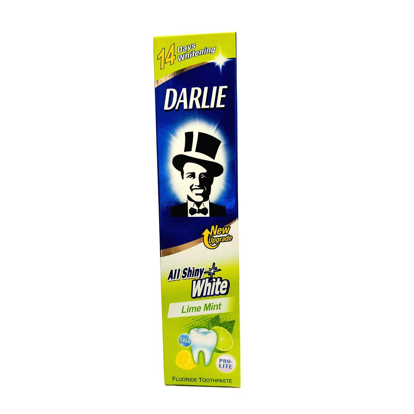 Darlie All Shiny White Toothpaste 80g For Whiter Teeth
