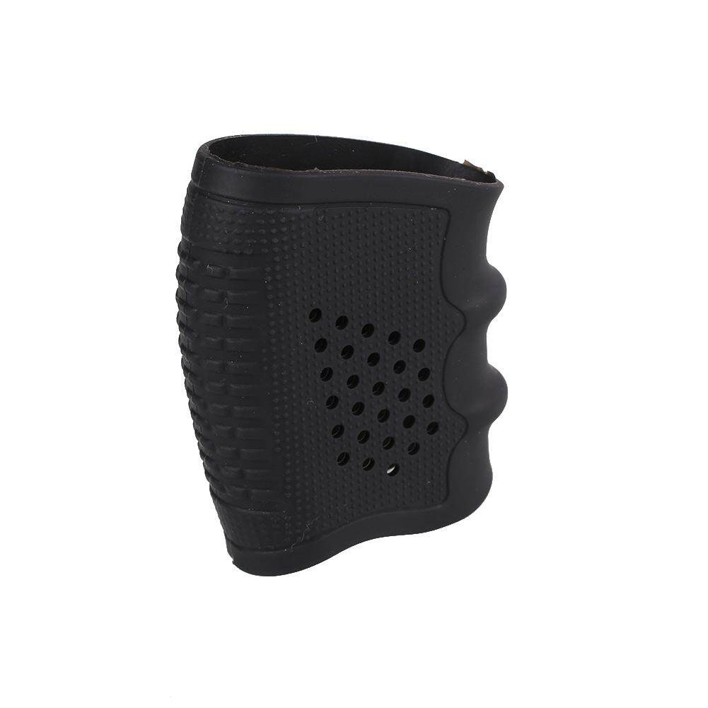 Aukey Tactical Slip On Rubber Cover Hand Grip Glove Anti Slip Sleeve For Pistol Handle