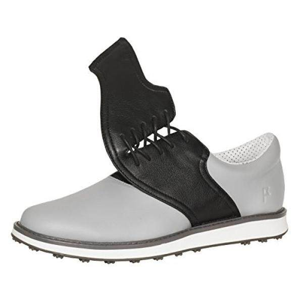 Jackgrace Jack Grace Innovator Golf Shoe With Saddle Swap By 15store.
