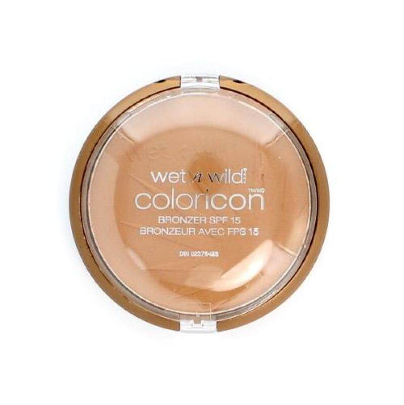 Buy WET N WILD Color Icon Bronzer SPF 15 - Ticket to Brazil Singapore